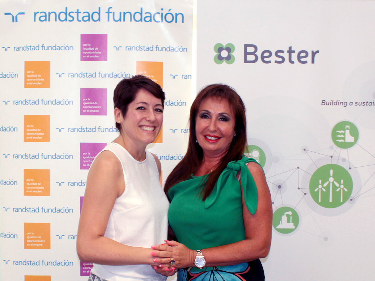 Randstard foundation and Bester united by the labour integration of people with disabilities