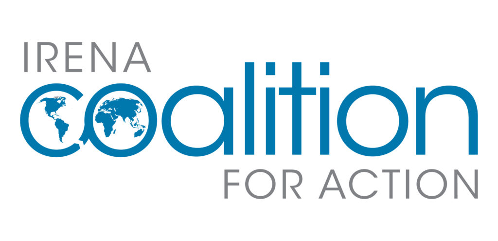 Bester is member of IRENA'S coalition for action team